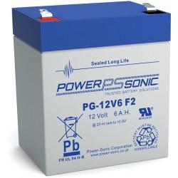 Power Sonic PG-12V6 Long...