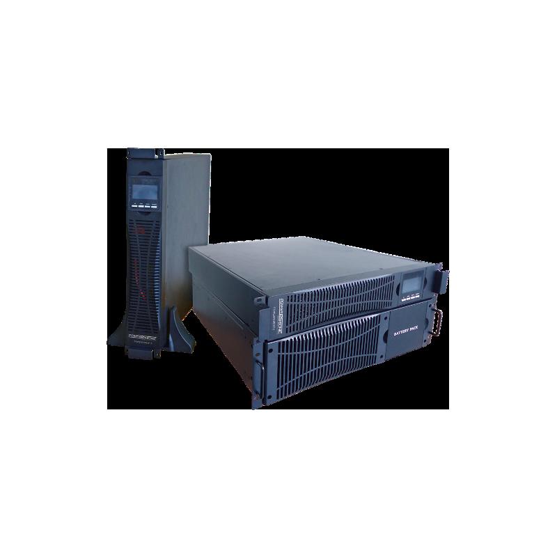 Power Sonic PowerPure RT- Reliable Single Phase UPS System -1kVA