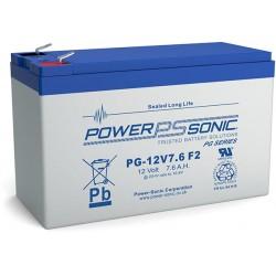 Power Sonic PG-12V7.6 Long...