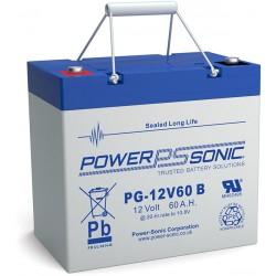 Power Sonic PG-12V60 Long...