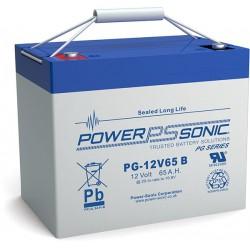 Power Sonic PG-12V65 Long...