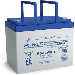 Power Sonic PG-12V80 Long...