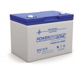 Power Sonic DCG12-70 Deep...