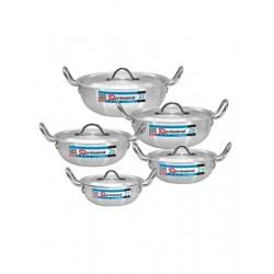 Aluminium Karahi Cookware...