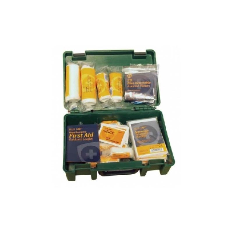 Medium First Aid Kit For 10 Persons
