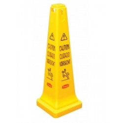 Safety Cone with Caution...