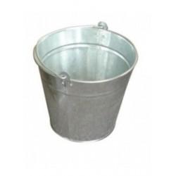 12L Galvanised Bucket