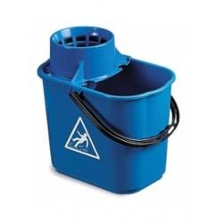 12L Blue Plastic Bucket...