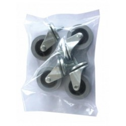 Set Of 4 Spare 50mm Castors...