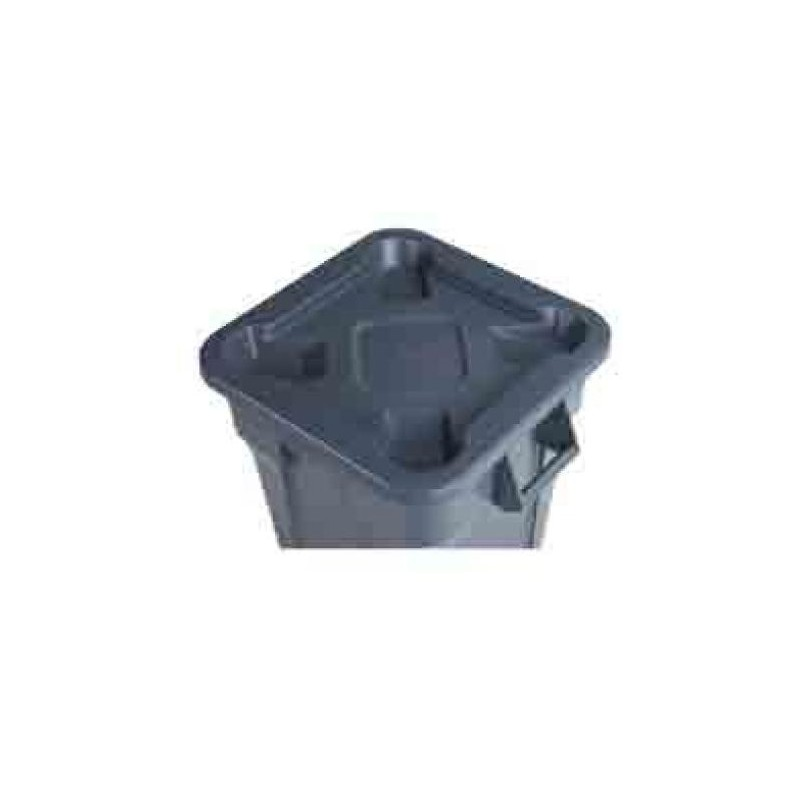 106l Square Lid For SQ106 Grey
