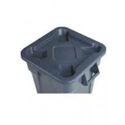 150l Square Lid For SQ150 Grey