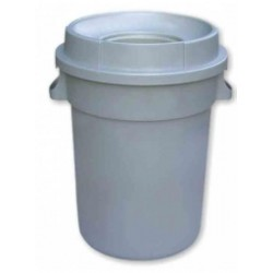 80 Ltr Container & Open Lid
