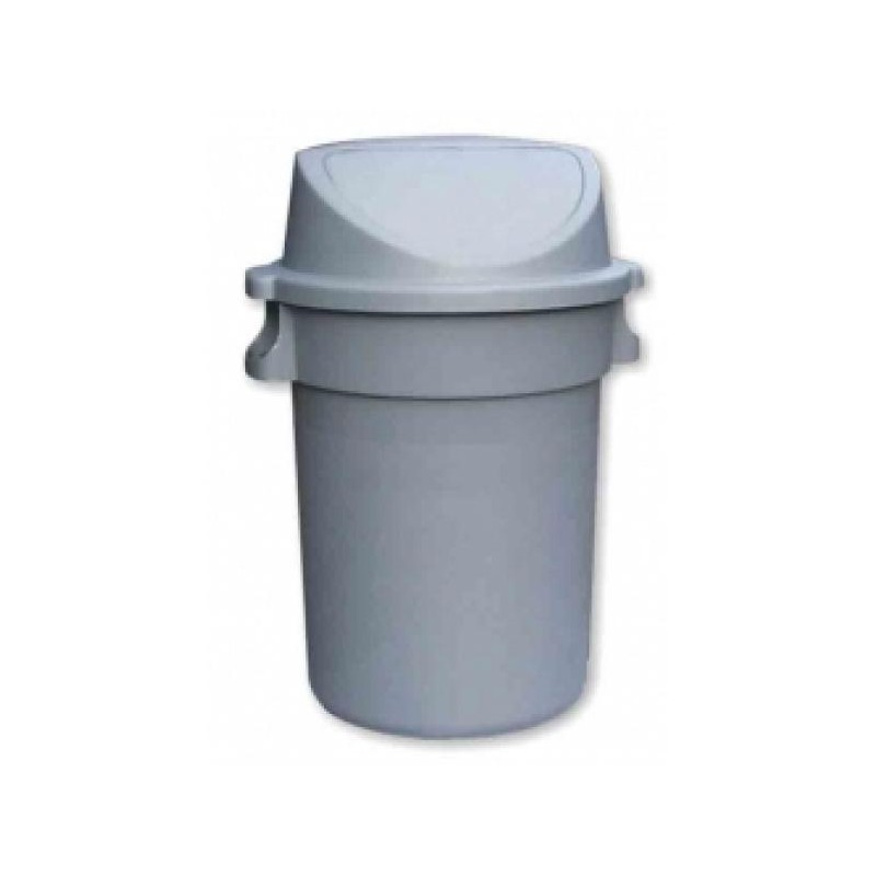 80 Ltr Container & Push Lid
