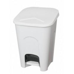 16 L waste pedal bin with...