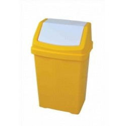 50l Plastic Swing Top In...