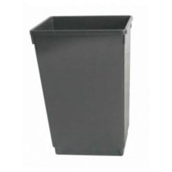 48 Litre Wastebasket Dark...