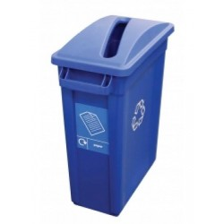 60l and 87l Container Blue...
